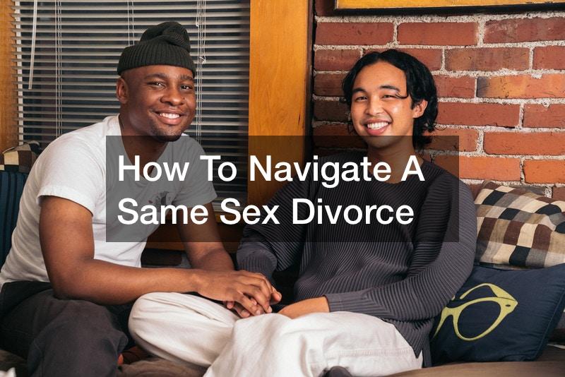 same sex divorce in Canada